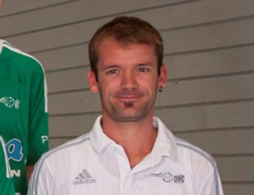 Renato Manser gibt U16-Junioren ab