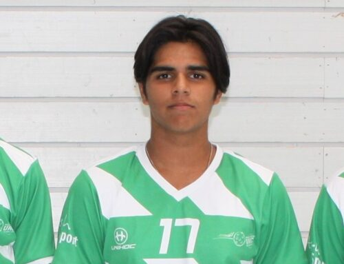 Rohit Chiplunkar erzielt den ersten Schweizer U17-Treffer