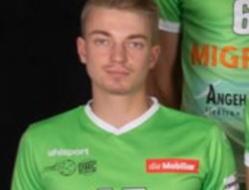 Silvan Engeler bleibt U16-Trainer