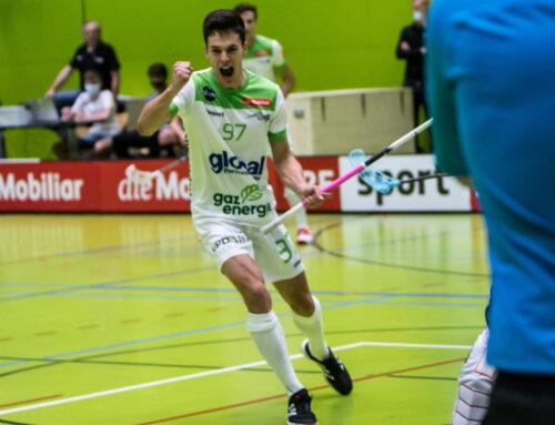 Michael Schiess wechselt temporär nach Schweden