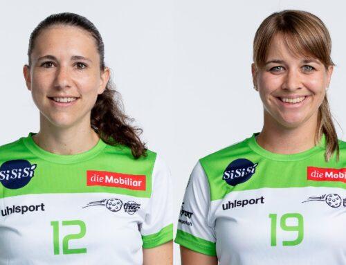 Resegatti und Eschbach temporär zu den Floorball Riders