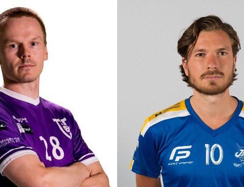 Ein Finne und ein Schwede für WaSa