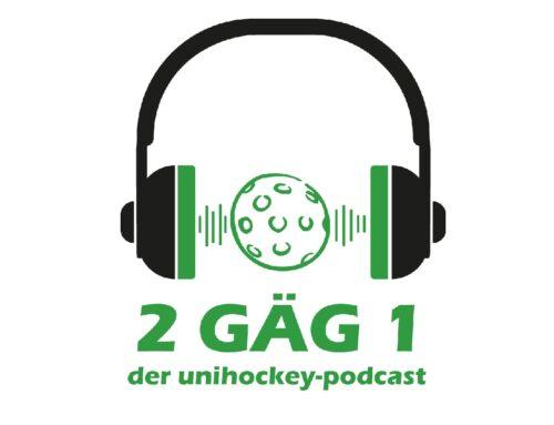 """2 gäg 1"": Neuer Unihockey-Podcast des UHC WaSa"