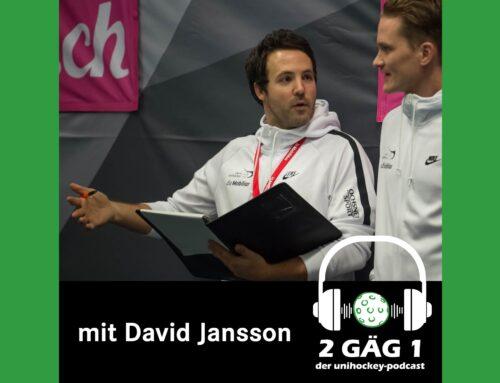2 gäg 1: Folge 5 mit David Jansson
