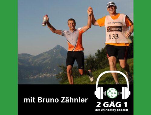 2 gäg 1: Folge 7 mit Bruno Zähnler