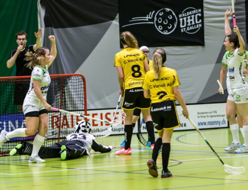 Sieg für WaSa im Cup-1/16- Final
