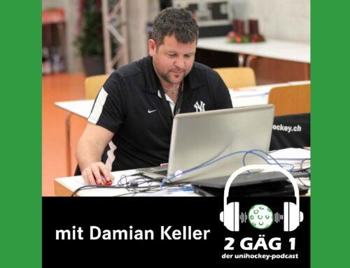 """""""2 gäg 1"""" mit Damian Keller"""