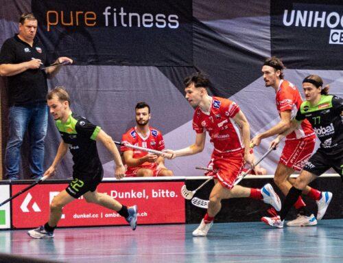 Cupspiel in Widnau – Meisterschaft zu Hause gegen Wiler-Ersigen